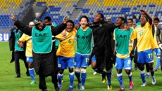 Gabon olympique, football masculin, JO Londres  2012