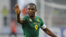 Samuel Eto'o Lion Indomptable