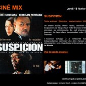 France Ô - Film - Suspicion