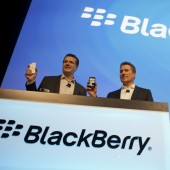 La nouvelle version BlackBerry Z10 OS Smartphone
