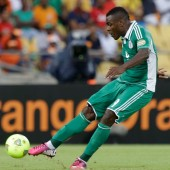 CAN 2013: Emmanuel Emenike tire le ballon