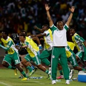 CAN 2013: Stephen Keshi, entraîneur des Super Eagles