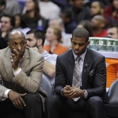 Chauncey Billups et Chris Paul