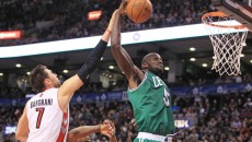 Kevin Garnett de Boston Celtics