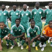 Les Super Eagles du Nigeria